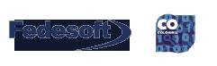 Logo Fedesoft y Marca Colombia